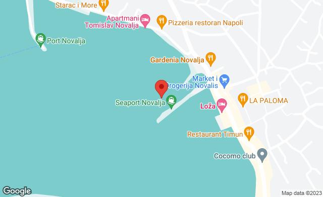 Novalja - Kroatië