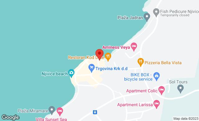 Njivice - Croatia