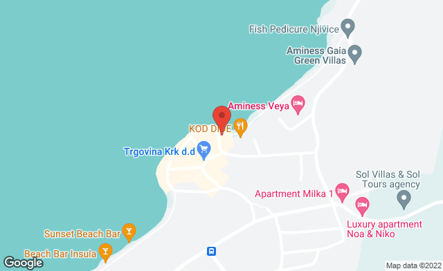 Njivice - Croacia
