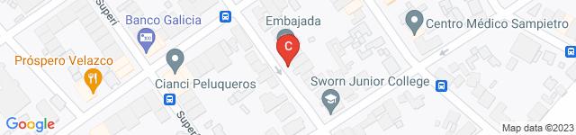 Mapa estatico de Google.