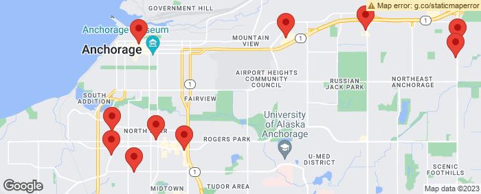 Map Destinations Parked Car