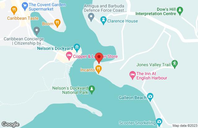 English Harbour - Antigua and Barbuda