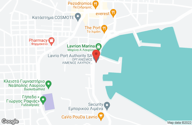 Lavrion - Griechenland