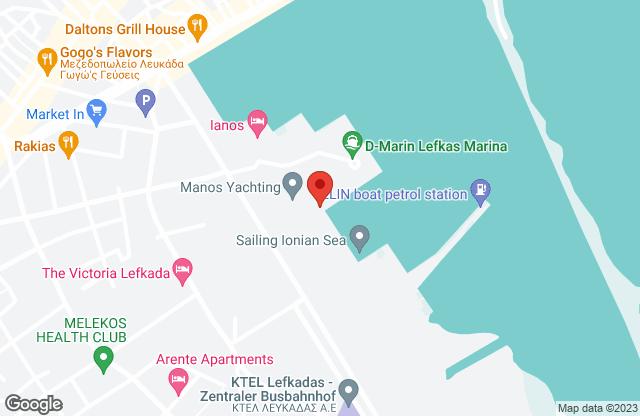 Lefkada City - Griechenland
