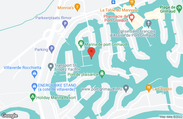 Grimaud - Francia