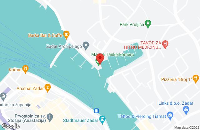 Zadar - Kroatien