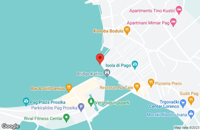 Pag (town) - Croatia