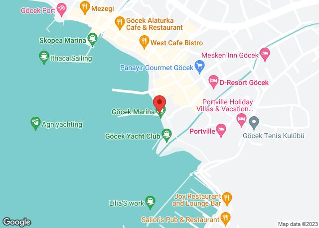 Gocek, Türkei