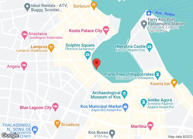 Kos (town), Greece