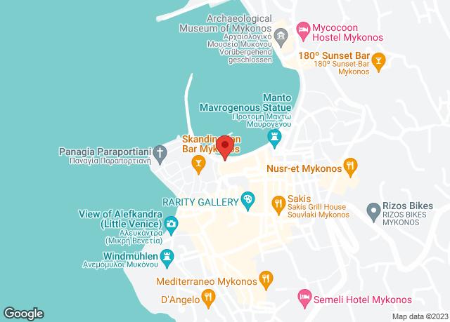 Mykonos (town), Griechenland