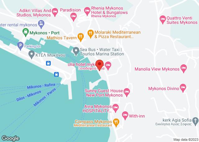 Mykonos (town), Greece
