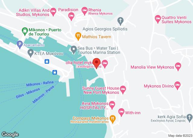 Mykonos (town), Grecia