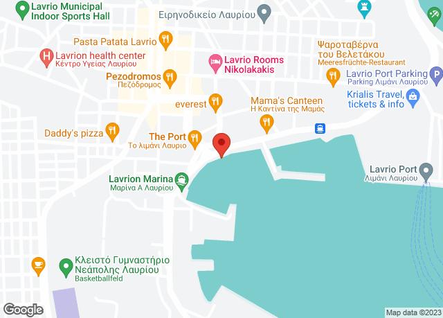 Lavrion, Griechenland