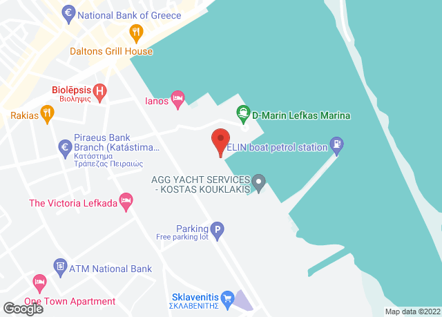 Lefkada City, Greece