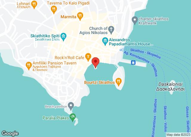 Skiathos (town), Greece