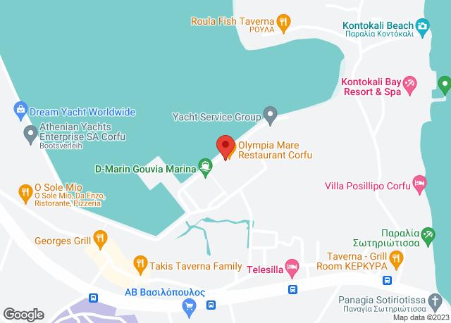 Gouvia (Corfu), Griechenland