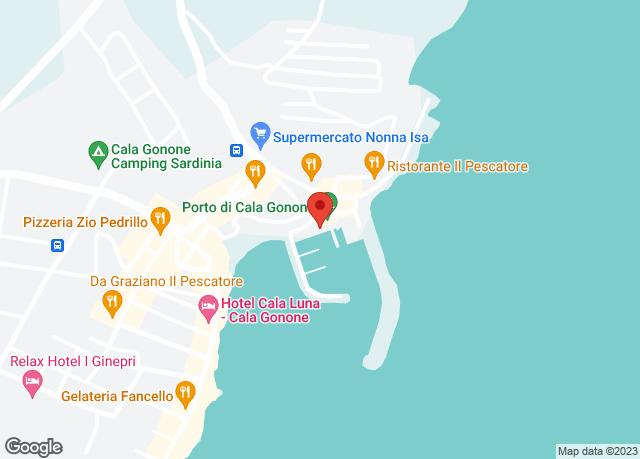 Cala Gonone, Italy