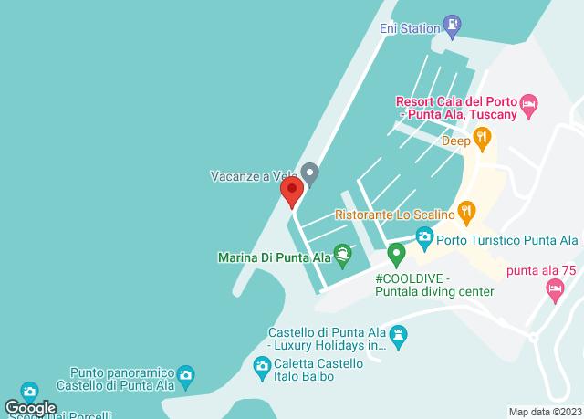 Punta Ala, Italy