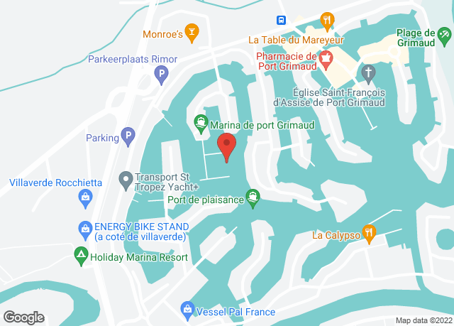 Grimaud, France