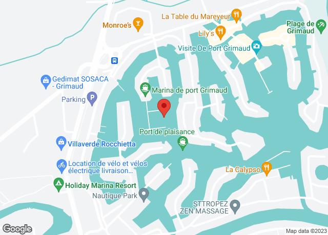 Grimaud, Francia