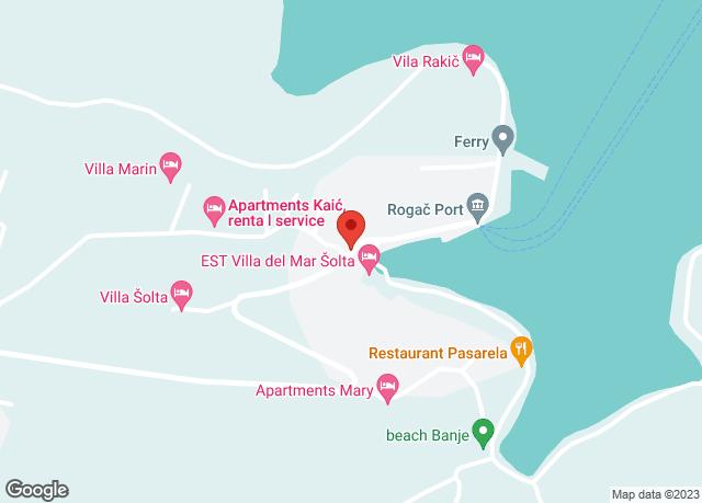 Rogač, Croacia
