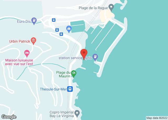 Théoule-sur-Mer, France