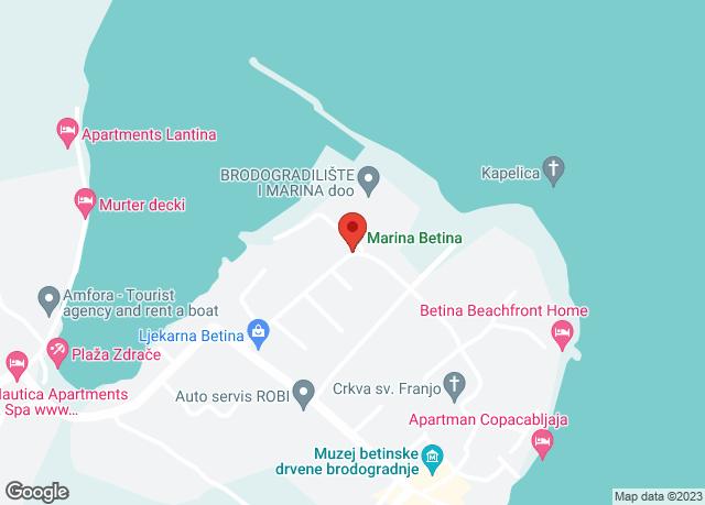 Betina, Kroatien