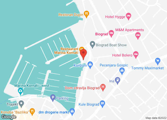 Biograd na Moru, Croatia
