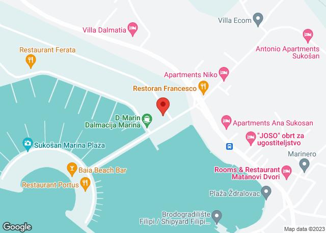 Sukosan, Kroatien