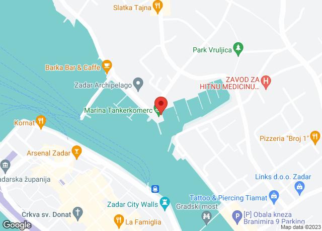 Zadar, Croacia