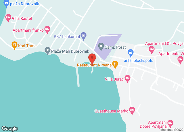 Povljana, Kroatien