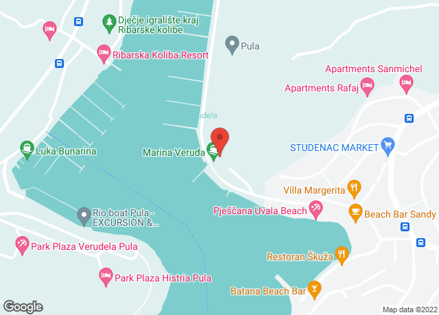 Pula, Croacia