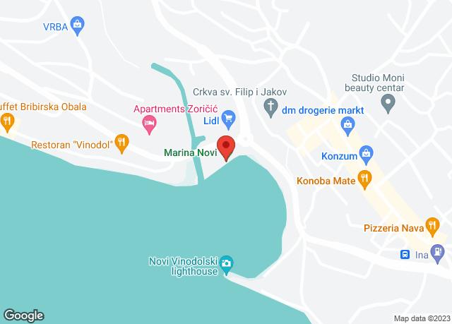 Novi Vinodolski, Kroatien