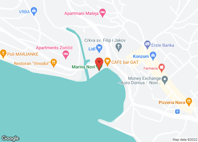 Novi Vinodolski, Croacia