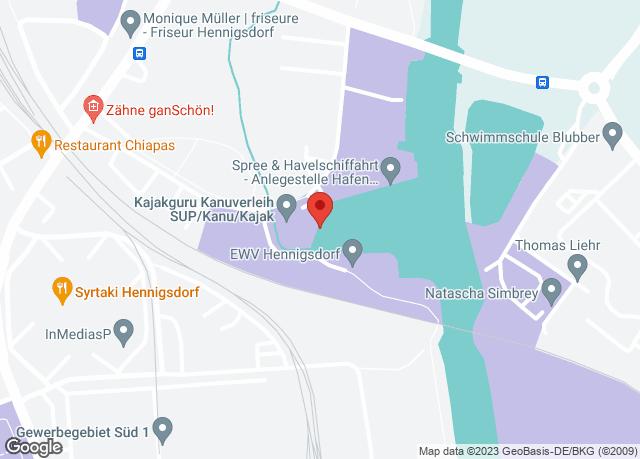 Hennigsdorf, Germany