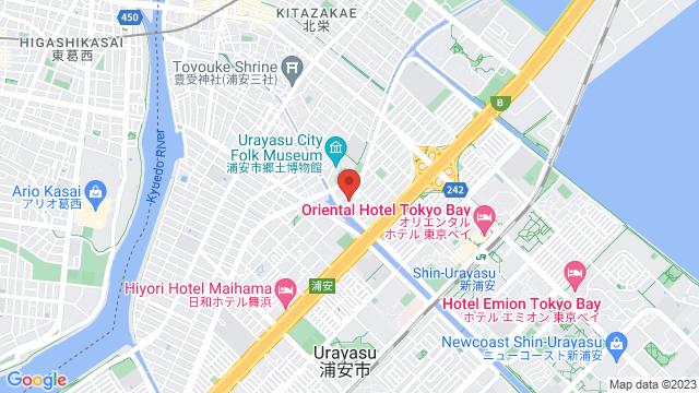 千葉県浦安市猫実1丁目1-1-1 浦安市役所