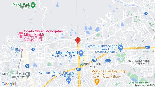 大阪府箕面市坊島5-5-20 みのお市民活動センター