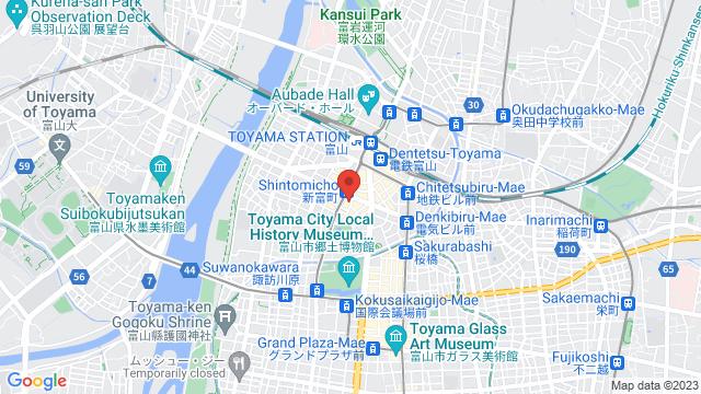 富山県富山市新富町1丁目2−3 CiC