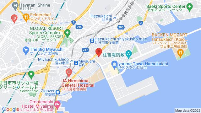 広島県廿日市市下平良1丁目11−1 はつかいち文化ホール ウッドワンさくらぴあ