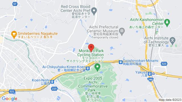愛知県長久手市茨ケ廻間1522-3 愛知県立大学 長久手キャンパス