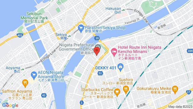新潟県新潟市中央区新光町4−1 新潟県庁