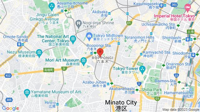 東京都港区六本木5丁目2−4