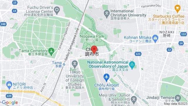 東京都調布市野水1丁目6−25 近藤勇生家跡