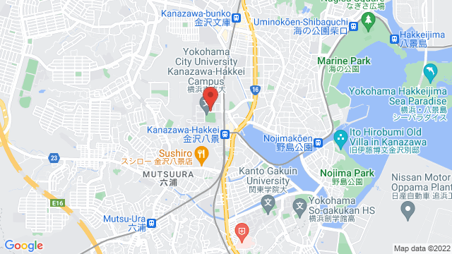 神奈川県横浜市金沢区瀬戸 金沢八景駅