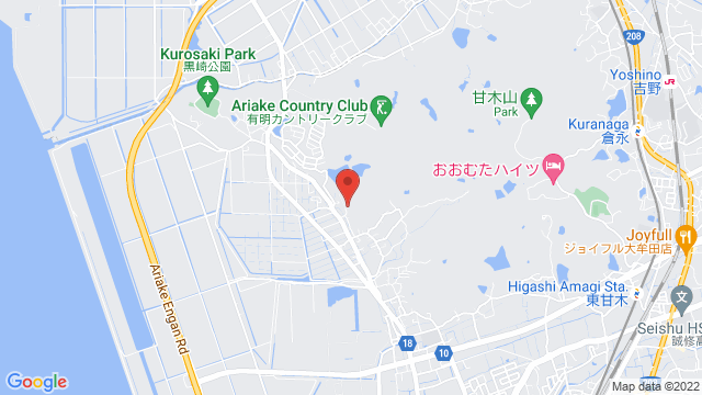 福岡県大牟田市大字岬1230 みさき病院