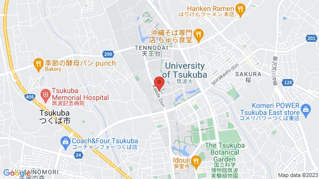 茨城県つくば市天王台1-1-1 筑波大学中央図書館