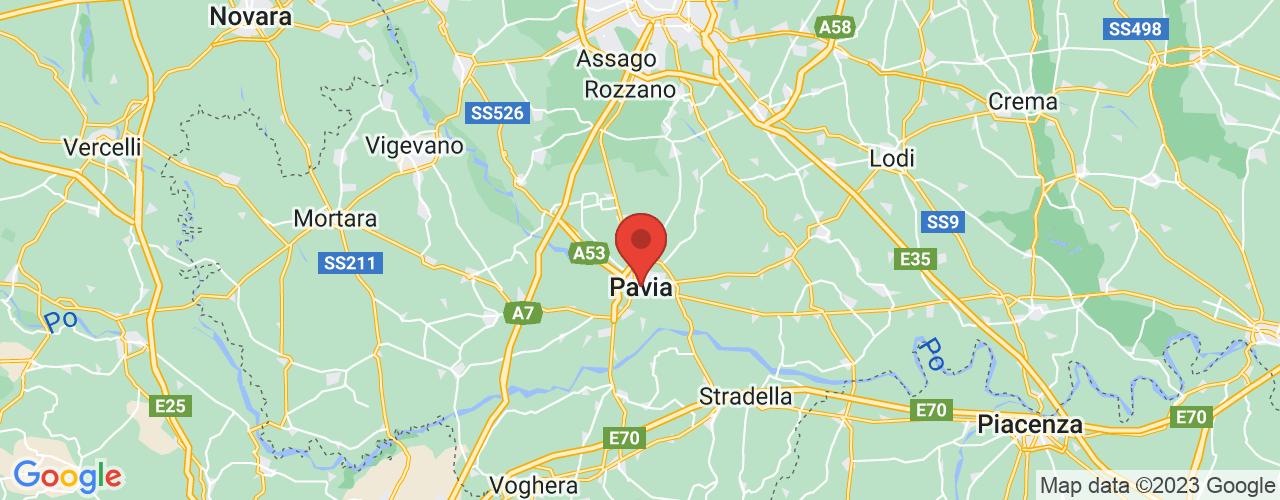 GAS PAVIA