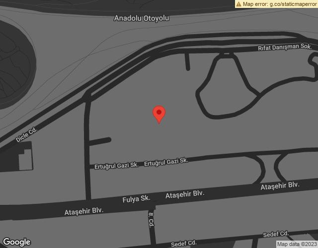Google Map of 40.9940,29.1203