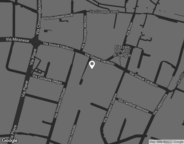 Google Map of 45.4911519,12.2380026