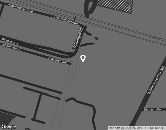 Google Map of 51.2093010,6.7584835